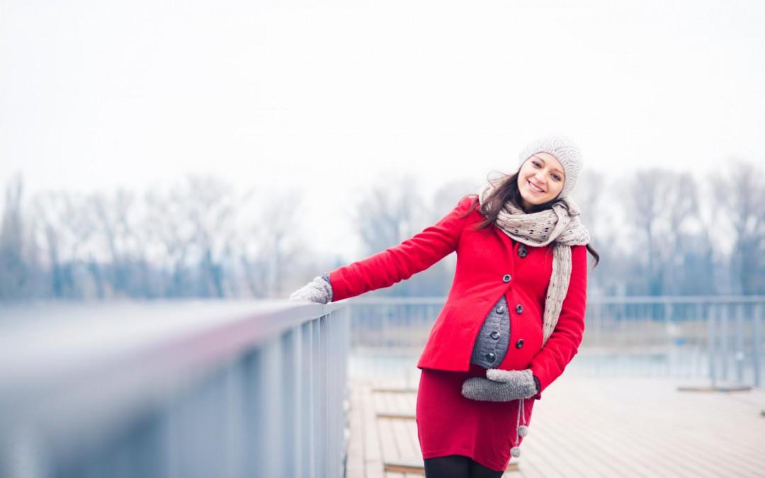 Safe Winter Pregnancy
