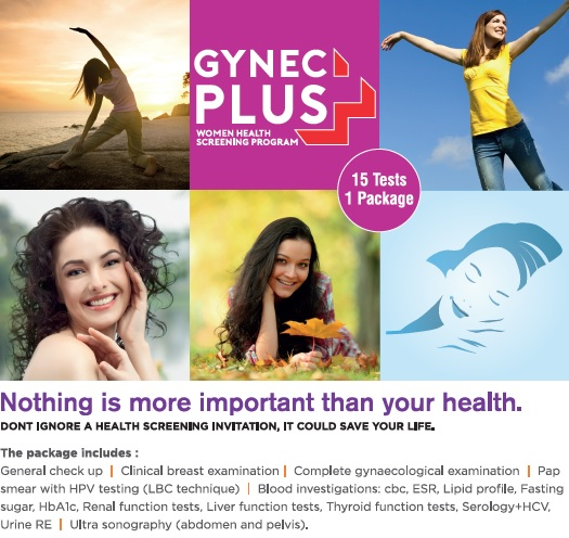 Gynec Plus Package