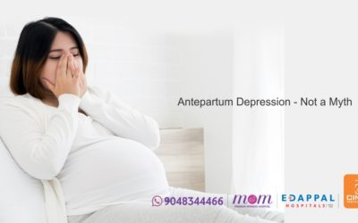Antepartum Depression – Not a Myth