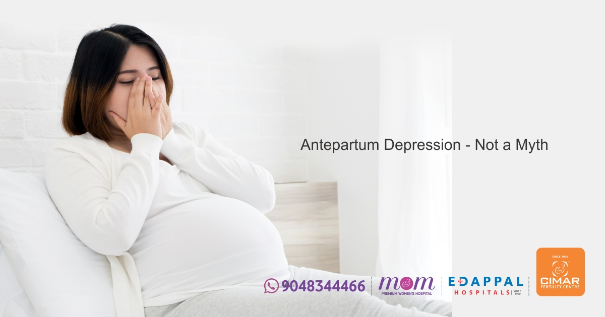 Antepartum Depression